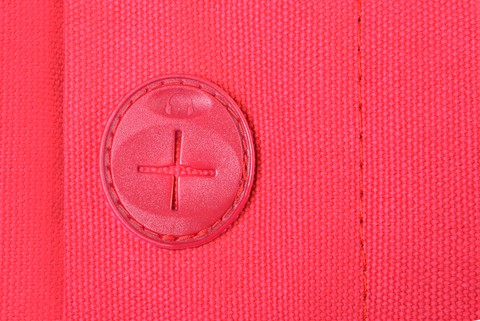 "Рюкзак Woodsurf United Academy - On the Way 15"", ярко-красный, 40х30х13 см, 15 л"