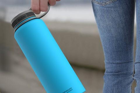 Термос Asobu Mighty flask (1,1 литра), голубой