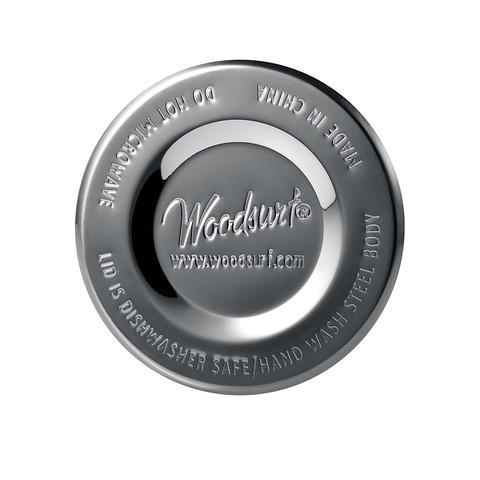 Термос для еды Woodsurf Lunch Spot, (0,5 литра), синий