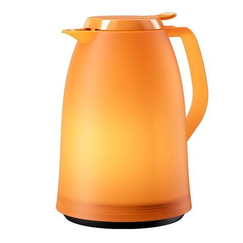 Термос-чайник Emsa Mambo (1 литр), оранжевый