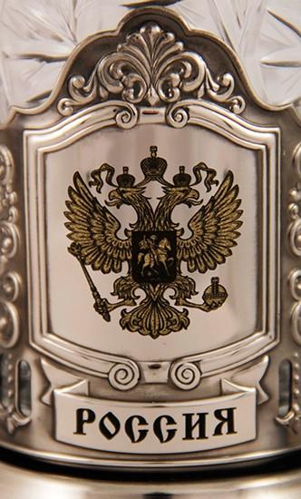 Подстаканник «Герб России» ПД-5 (Герб)