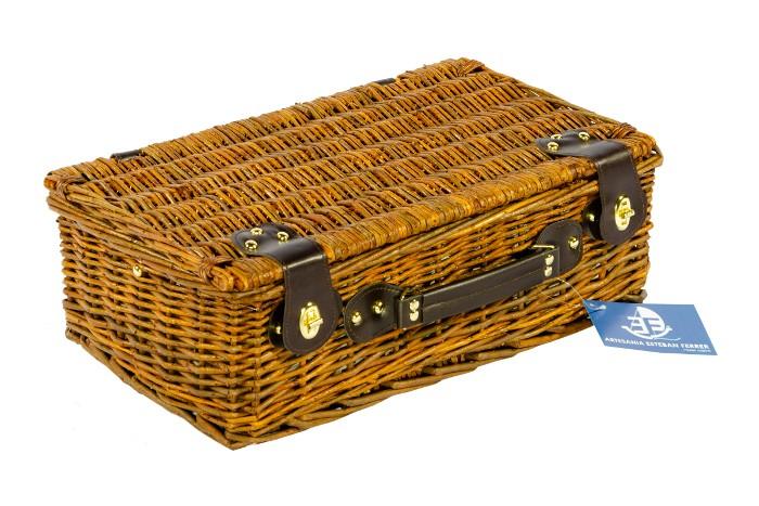 Набор для пикника подарочный на четыре персоны