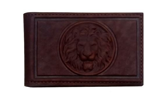 Визитница «Royal» коричневый