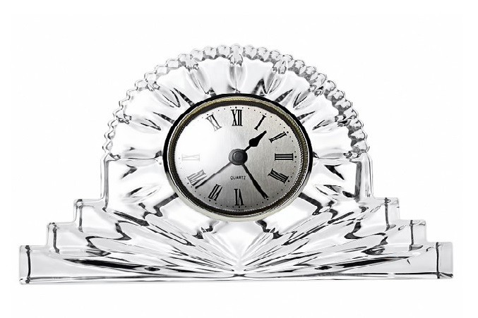 Хрустальные часы коллекция Crystal Bohemia БПХ449