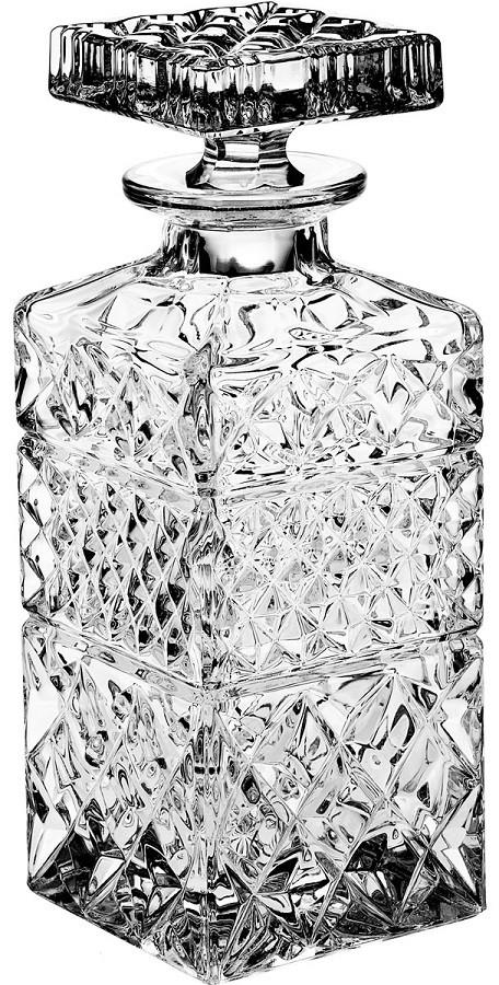 Штоф для крепких напитков Crystal Bohemia