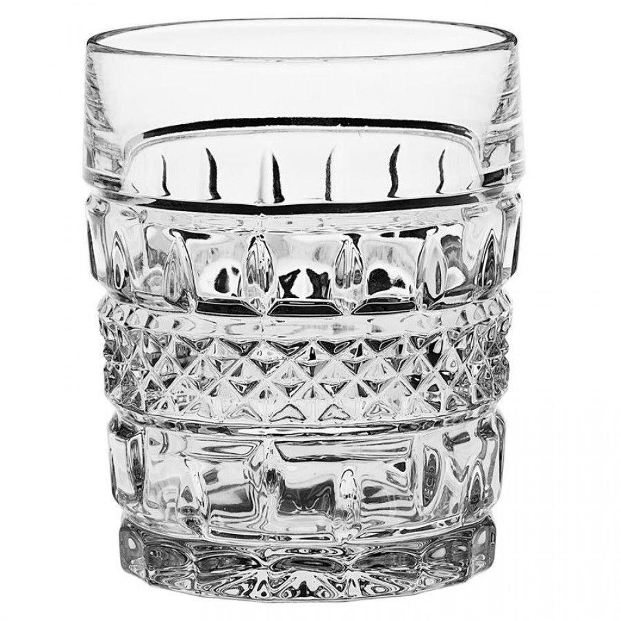 Хрустальные бокалы для виски Crystal Bohemia