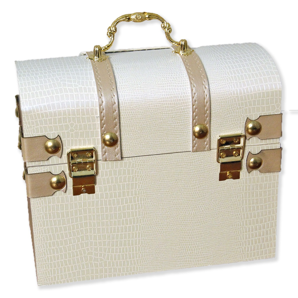 Шкатулка в виде сундучка с подарком внутри. Три книги афоризмов «Ларец с семейными сокровищами»