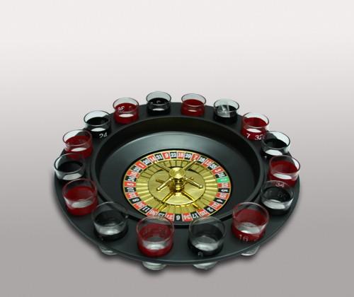 Настольная игра «Пьяная рулетка»
