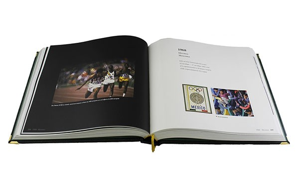 Подарочное издание «Великие моменты великих Игр. С 1896 года до наших дней. (Александр Анваер)»