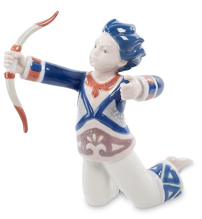 Фарфоровая статуэтка знак зодиака «Стрелец»