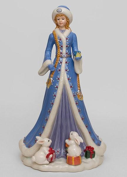 Фарфоровая статуэтка «Снегурочка»