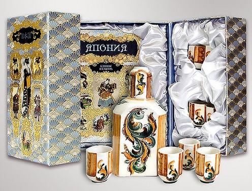 Подарочный набор Старейшина. «Япония»