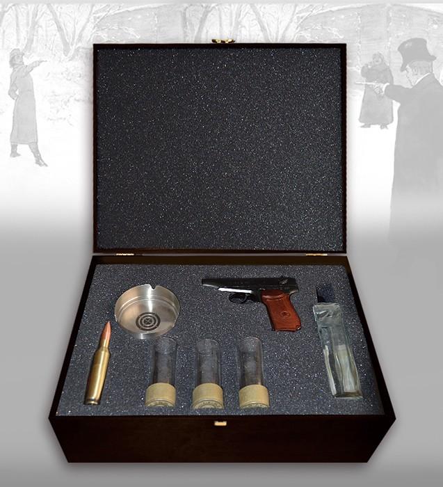 Подарочный набор «Макаров»