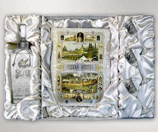 Подарочный набор «Москва. Кремль»