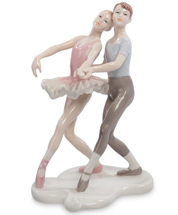 Фарфоровая статуэтка «Артисты балета»