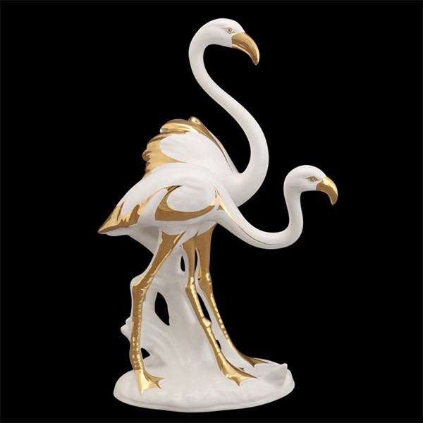 Статуэтка «Два фламинго»