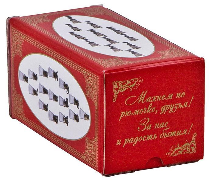 Стопка рыбацкая «Кижуч» СРМ-01КК