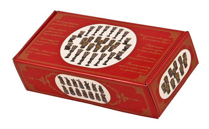 Подарочный набор «Рыбацкий» из двух стопок
