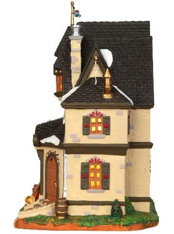 Новогодний домик «Сувенирная лавка»