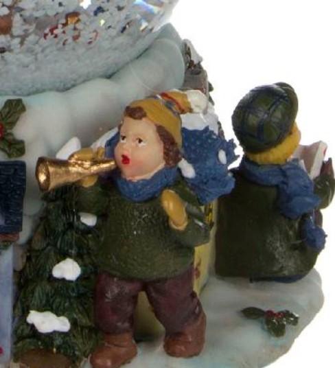 Снежный шар «Рождественская песня»