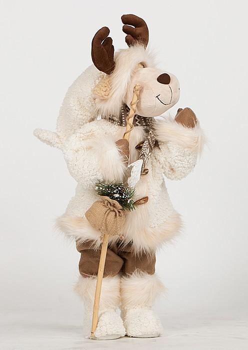Рождественская кукла «Мальчик Олененок»