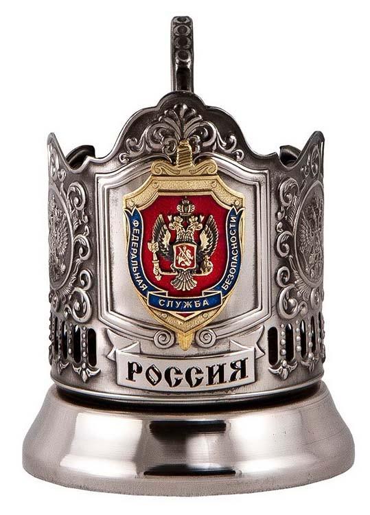 Подстаканник в наборе «ФСБ» ПД-603/1К