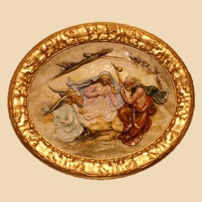 Барельеф  «Возрождение» (настенное панно)