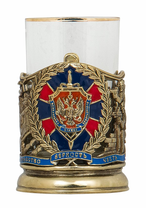 Подстаканник «ФСБ» ПДК -289Кэ