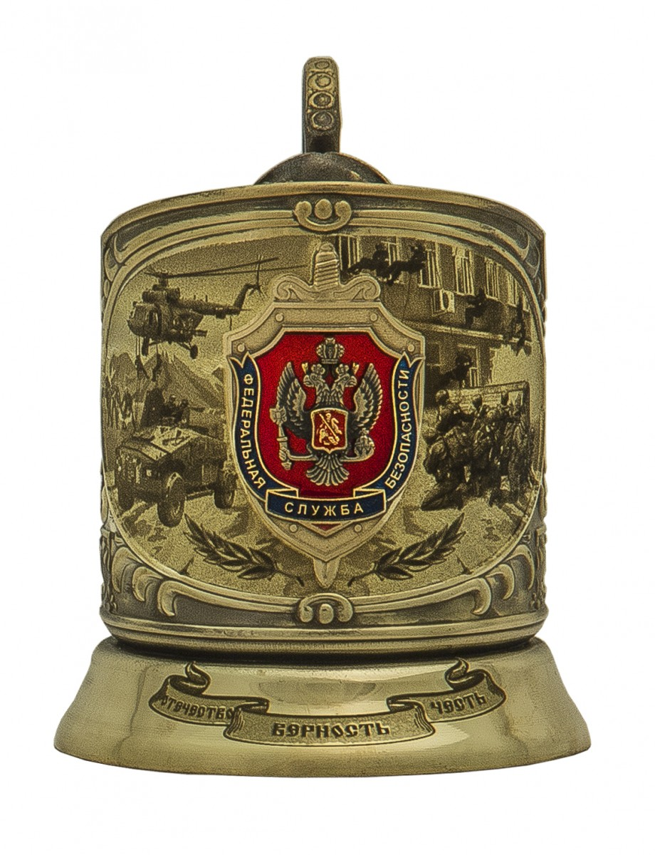 Подстаканник «ФСБ» ПД-603/1-лг