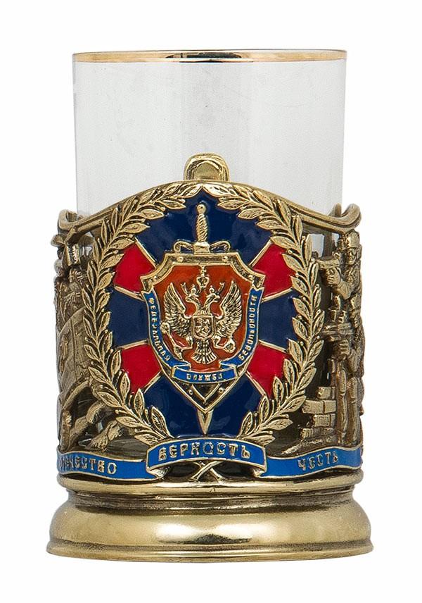 Подстаканник «ФСБ»