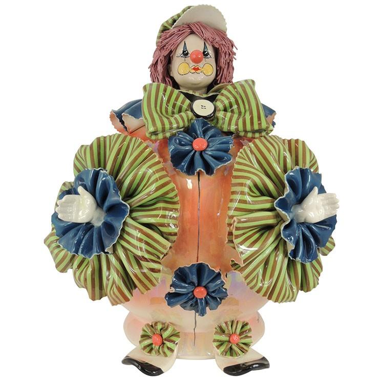 Статуэтка «Клоун – копилка»