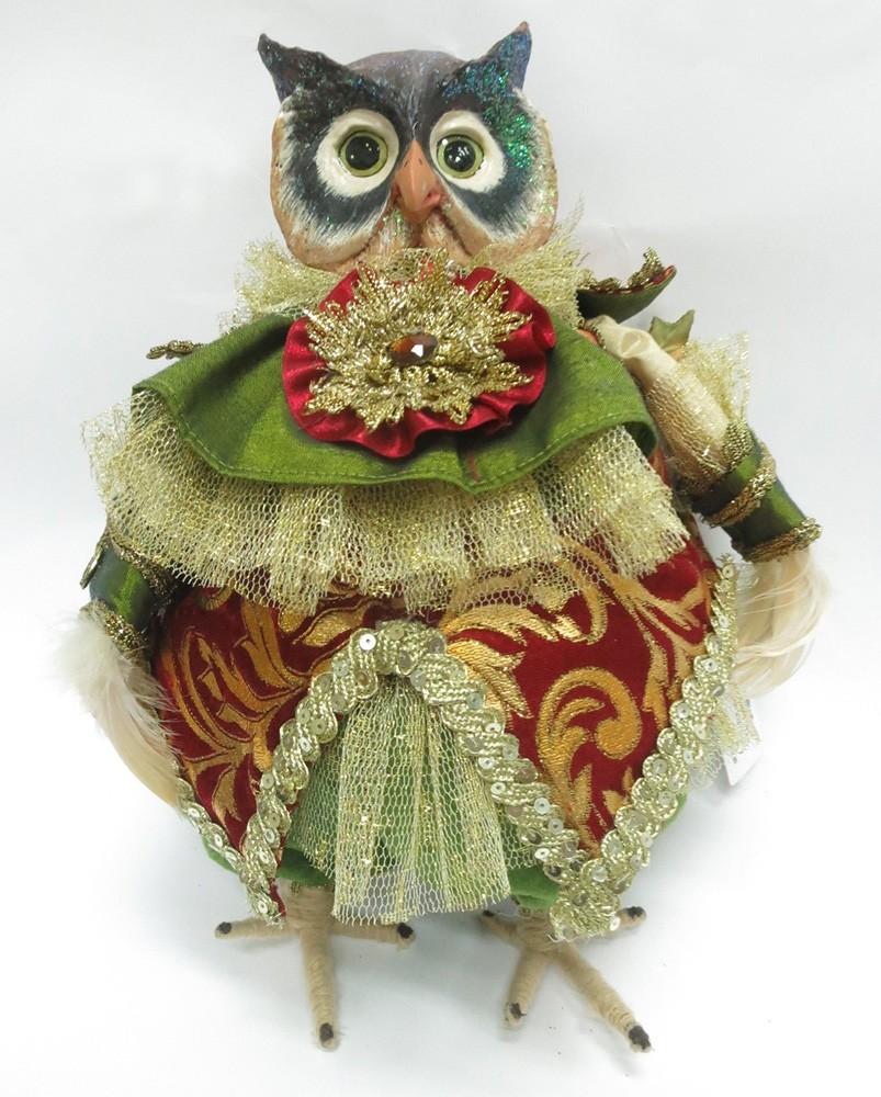 Кукла интерьерная «Сова»
