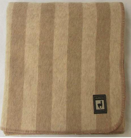 Одеяло из шерсти альпаки