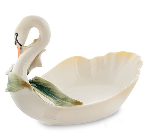 Конфетница «Лебедь»