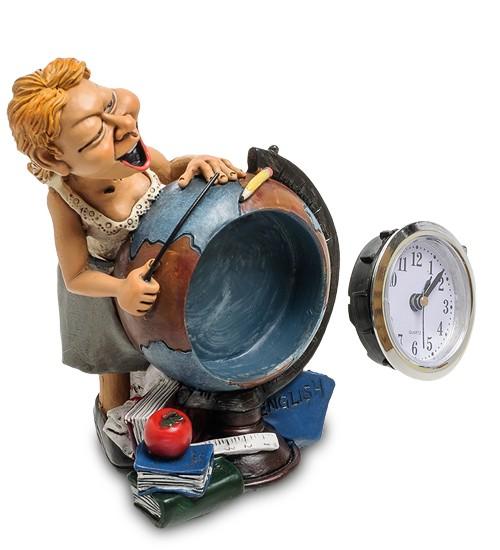 Часы «Учительница»