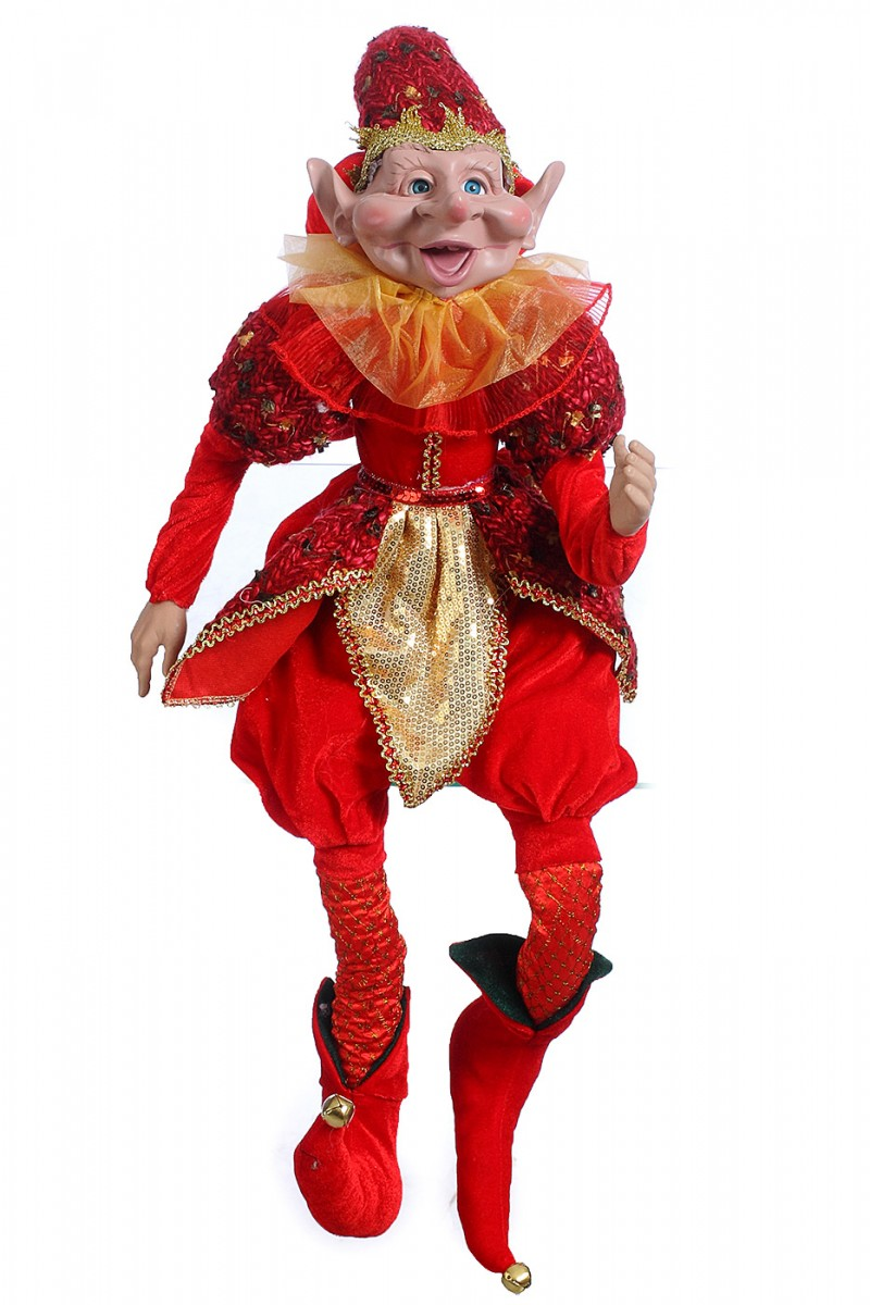 Кукла «Эльф Чудак»