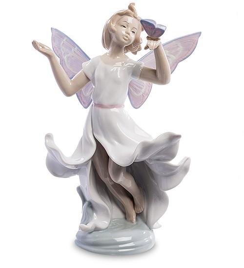 Фарфоровая статуэтка «Фея»