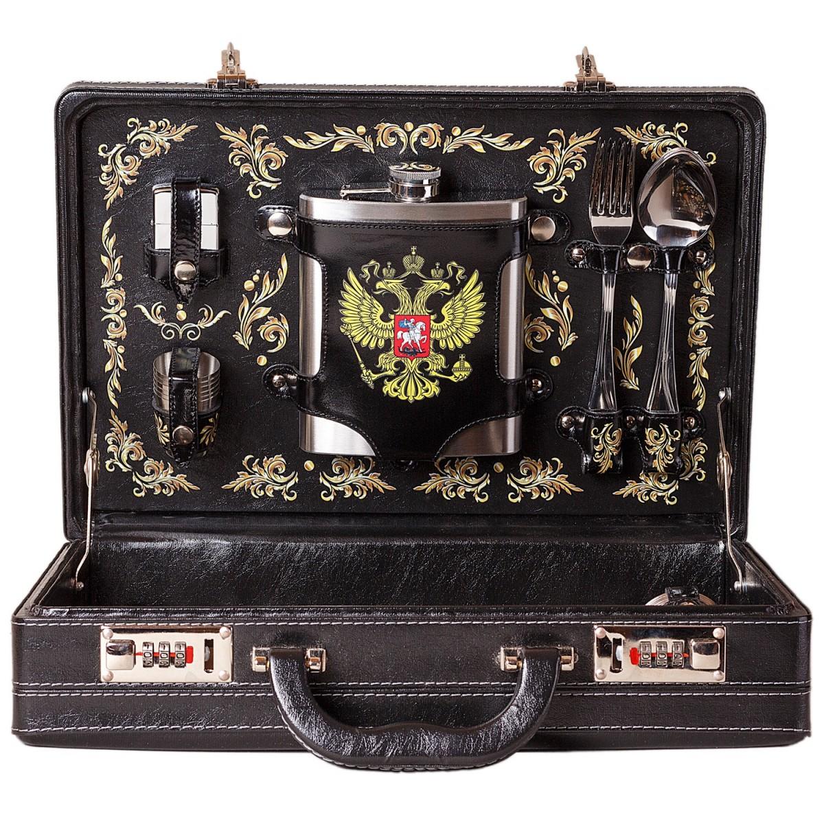 Подарочный набор для пикника «Путешественник»