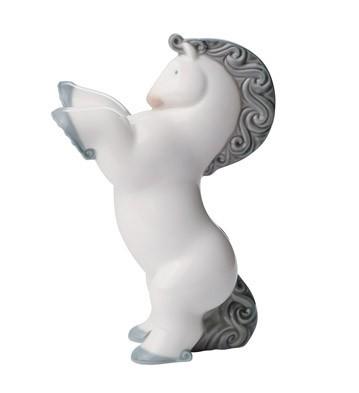 Фарфоровая статуэтка «Пони 1»