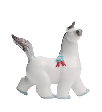 Фарфоровая статуэтка «Пони 2»