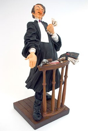 Адвокат. Коллекция Форчино