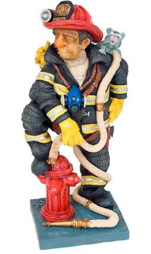 Пожарный. Коллекция Форчино