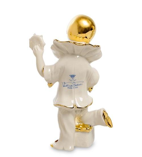 Фарфоровая статуэтка «Пьеро»