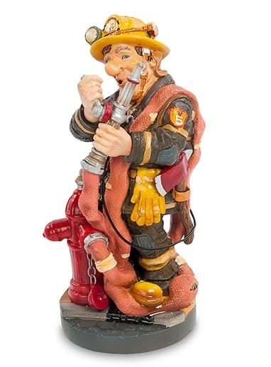 Статуэтка «Пожарный» мал.