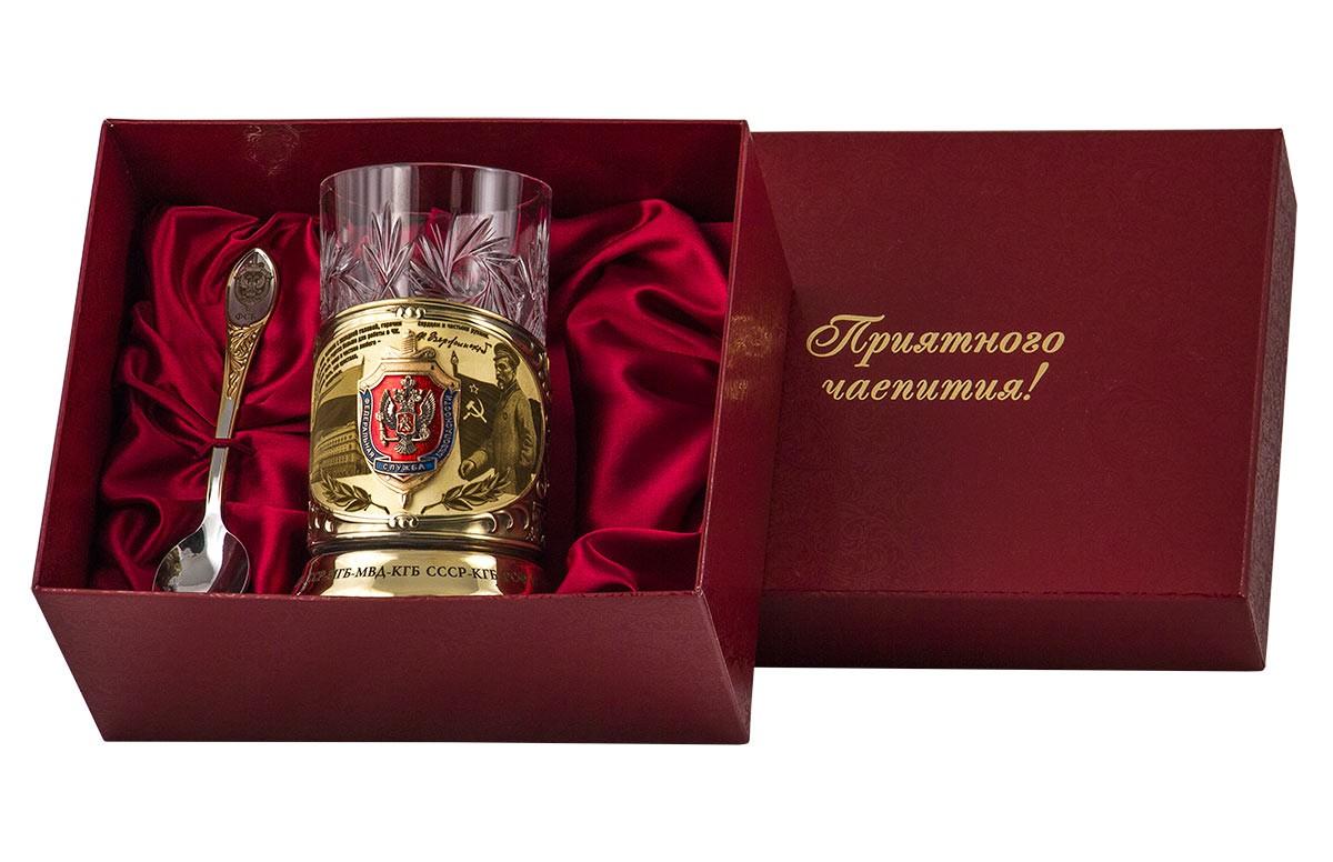 Подстаканник «ФСБ» подарочный