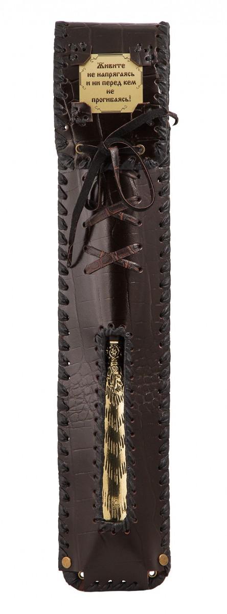 Рожок для обуви «Кабан» в колчане