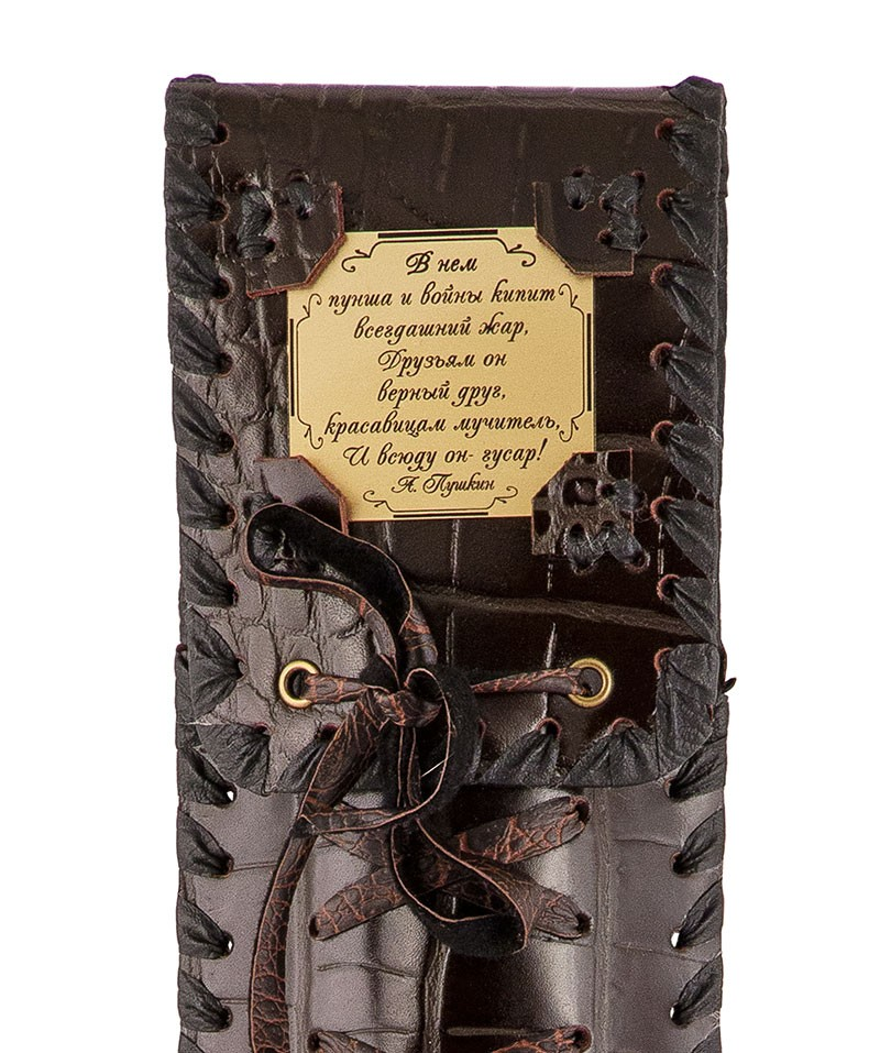 Рожок для обуви «Гусар» в колчане