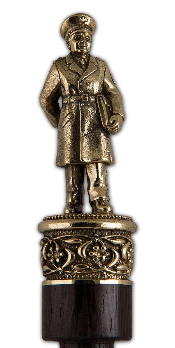 Рожок для обуви «Генерал» на панно с крючком