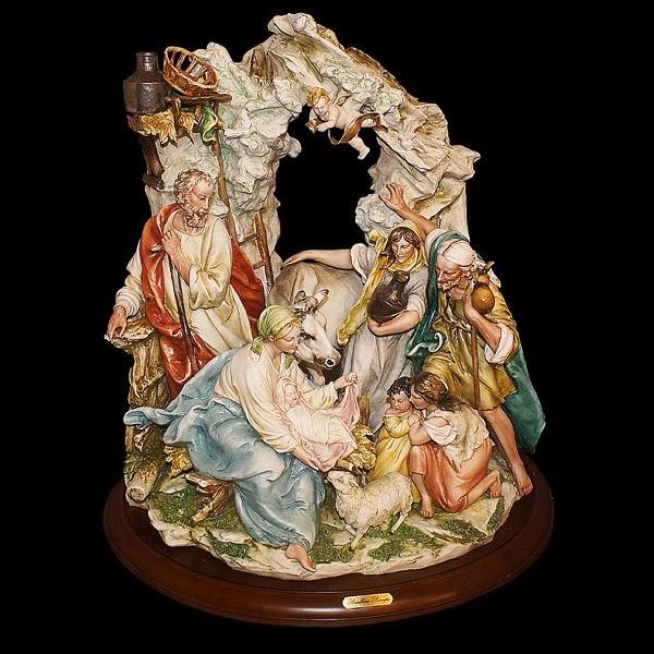 Фарфоровая статуэтка «Библейский сюжет»