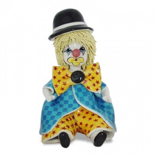 Статуэтка «Клоун в шляпе»